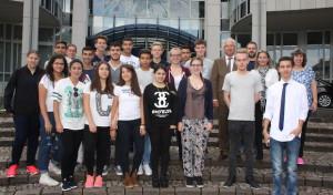 Deutsche und israelische Jugendliche begegnen sich