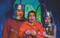 """Kindertheater """"Der kleine Drache Kokosnuss rettet die Welt"""""""
