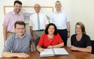 Jugendberufskooperationsvereinbarung unterzeichnet