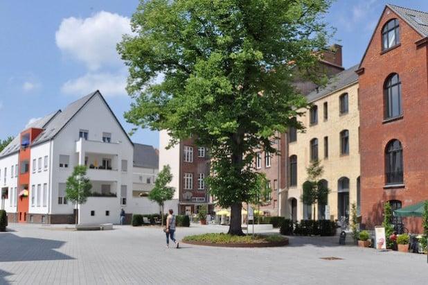 Viele Freiräume gibt es auch in Lippstadt zu entdecken (Foto: Stadt Lippstadt).