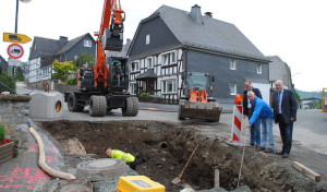 """Grundsanierung: Neues """"Gesicht"""" für die Eversberger Mittelstraße"""