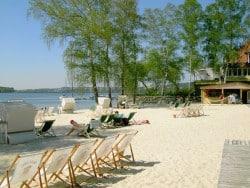 <b>Warmes Sommerwetter kurbelt Tourismus an</b>