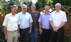 Olsberg: 25 Jahre Partnerschaft mit Jöhstadt