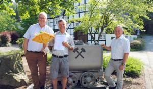 Paul Schüttler neuer Ortsvorsteher in Ramsbeck