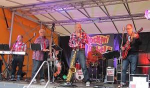 """Die """"Rockin' Rebels"""" sind zu Gast in Bad Sassendorf"""