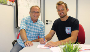 Sportfreunde Siegen: Dominik Poremba bleibt