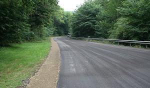 Straßenarbeiten auf der Schränke können vorzeitig beendet werden