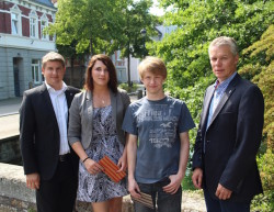 <b>Stadt Geseke übernimmt Auszubildende</b>
