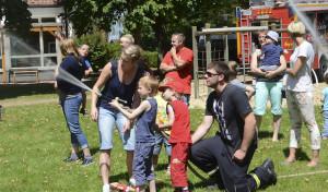 Soest: Kleine Brandschützer ganz groß