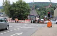 """Halbseitige Sperrung """"Am Zollstock"""" in Attendorn"""