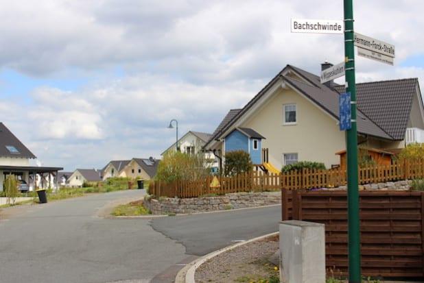 """Vom 29. bis 31. Juli 2015 wird es in Attendorn im Bereich """"Wippeskuhlen"""" aufgrund von Asphaltarbeiten zu einer Vollsperrung kommen (Foto: Hansestadt Attendorn)."""