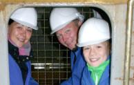 Rekord: 1.243 Gäste an einem Tag im Sauerländer Besucherbergwerk