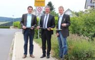 Biekhofen verfügt ab sofort über eine schnelle Datenautobahn