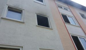 Zimmerbrand erfordert Einsatz der Kiersper Feuerwehr