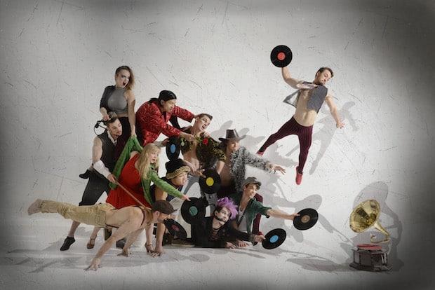 Photo of Zirkus-Theater voller Witz und poetischer Bilder