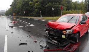 Hagen: Vorfahrtsunfall am Volmeabstieg