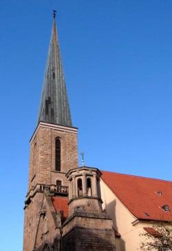 Die Johanniskirche - Foto: Dieter Fassdorf