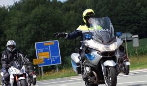 Motorradkontrollen: Schnellster mit 145 bei erlaubten 70 km/h