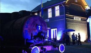 Drolshagen: Tour Natur und Bahnhofsfest