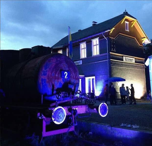 Photo of Drolshagen: Tour Natur und Bahnhofsfest