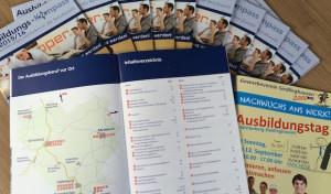 Navigation zur passenden Ausbildungsstelle