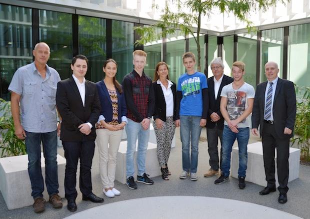 Photo of Start ins Berufsleben bei der ENERVIE Gruppe