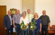 180 Dienstjahre bei der Stadtverwaltung Drolshagen – Jubilare geehrt