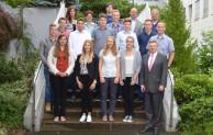 EMG Automation GmbH: Begrüßungstag der neuen Azubis