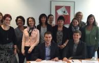 """Frauenbeauftragte treffen sich mit """"Kompetenzzentrum Frau und Beruf"""""""
