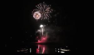 Video: 25-jähriges Jubiläum des Seenachtsfestes in Sondern