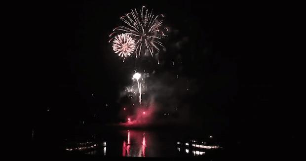 Photo of Video: 25-jähriges Jubiläum des Seenachtsfestes in Sondern