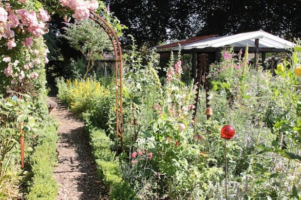 Elf Privatgartenbesitzer laden am 5. und 6. September zu einem letzten Rundgang in diesem Jahr durch ihre ganz persönlichen Paradiese ein (Foto: wfg).