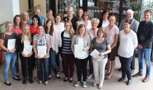Neue Grundschullehrer für Siegen-Wittgenstein haben Ernennungsurkunde erhalten