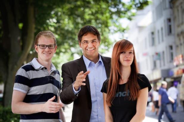 Peter Liese findet es toll, dass junge Europäern die Gelegenheit erhalten sich mit ihren europäischen Nachbarn auszutauschen. Quelle: CDU-Europa-Büro für Südwestfalen