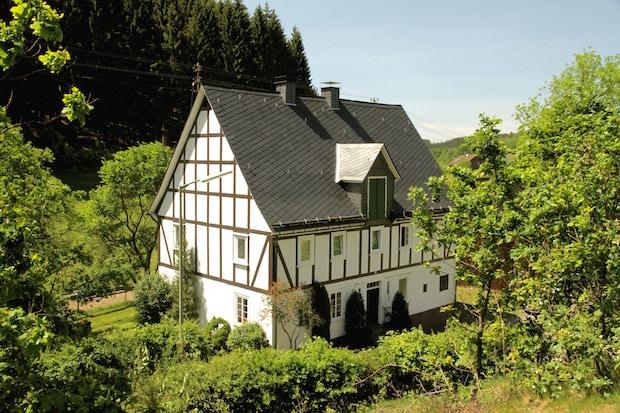 """Photo of (26) Hilchenbach-Grund: Das """"Jung-Stilling-Dorf"""""""