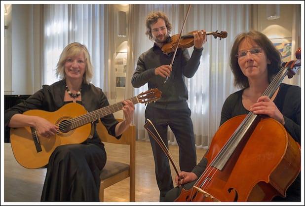 Katja Fernholz-Bernecker, Johannes Gehring und Helga Voß - Quelle: Stadt Lüdenscheid