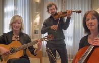 """""""gestrichen und gezupft"""" – Konzert in der städtischen Musikschule"""