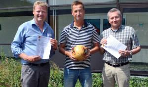 Sekundarschule und TuS Velmede-Bestwig unterzeichnen Kooperationsvereinbarung