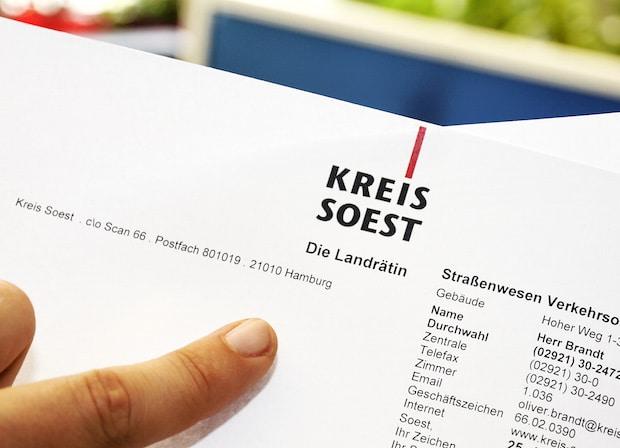 Photo of Bußgeldstelle erhält neue Postfachanschrift