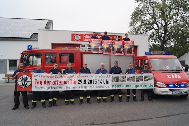"""Photo of """"Tag der offenen Tür"""" bei der LG Landhausen"""