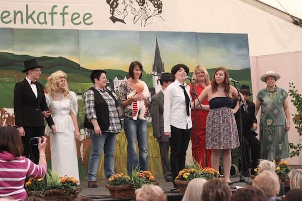 Photo of Theater, Tanz und Klatsch wieder beim Dräulzer Landfrauenkaffee