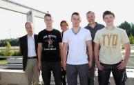 J. Lehde GmbH begrüßt neue Nachwuchskräfte