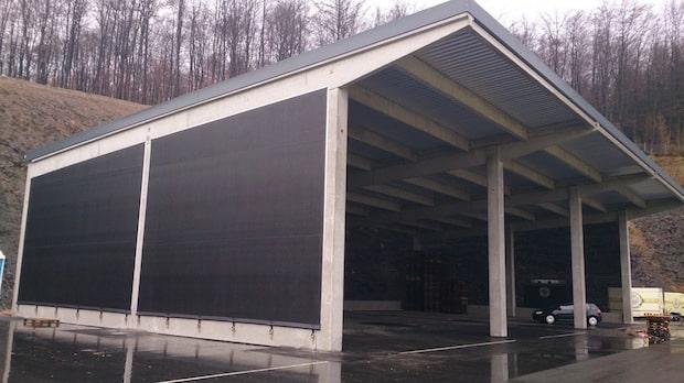 Photo of Lehde liefert 620 m² großes Palettenlager für Warsteiner Brauerei