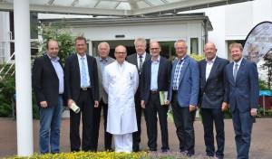 Landesvorsitzender der CDA NRW besucht Sauerlandklinik in Hachen