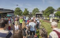 """MeisterWerke auf """"MeisterWeltreise"""": Rund 3.000 Besucher beim Familientag"""