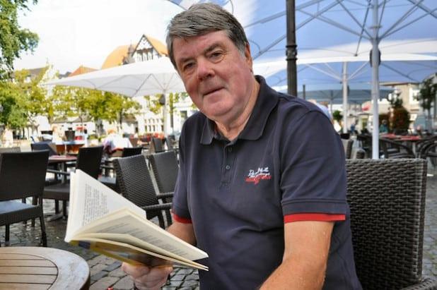 Der Schriftsteller Uwe Natus (Foto: Stadt Lippstadt)