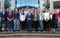 20 neue Auszubildende beim Hochsauerlandkreis