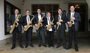 """Konzert in der Keffelke-Kapelle mit dem """"Briloner Saxophon Sextett"""""""