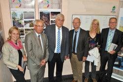 <b>Positives Regionale-Fazit bei Besuch von Staatssekretär von der Mühlen</b>