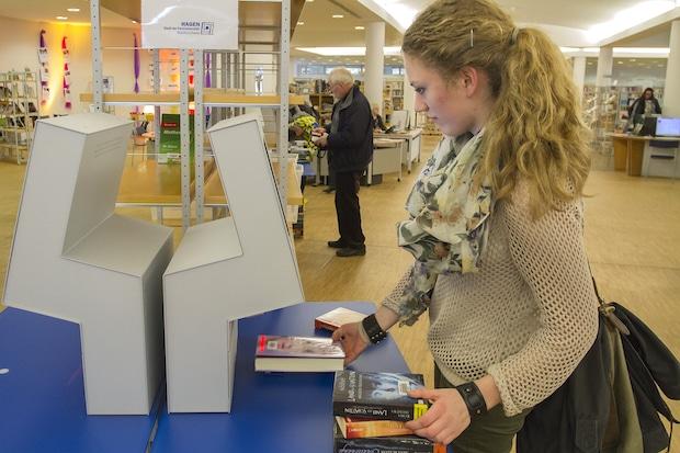 Photo of Führung durch die Stadtbücherei auf der Springe